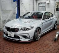 3D Design Bodykit BMW M2 Competition F87 2019 Tuning 6 190x172 3D Design Bodykit für den BMW M2 Competition (F87)