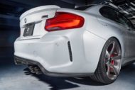 3D Design Bodykit BMW M2 Competition F87 2019 Tuning 7 190x127 3D Design Bodykit für den BMW M2 Competition (F87)