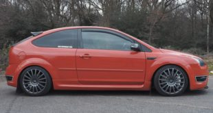640 PS Ford Focus MK2 NOS Lachgas 310x165 Video: 640 PS und Frontantrieb im Ford Focus ST (MK2)