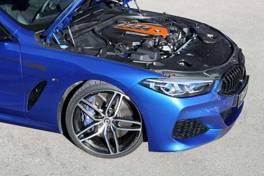 670 PS BMW M850i xDrive G15 G8M Bi Turbo Tuning 7 G Power G8M als BMW M8 Coupe, Gran Coupe & Cabrio!