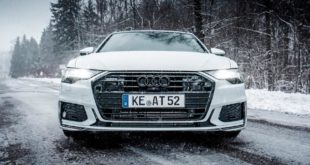 ABT Sportsline Audi A6 Avant 2020 Tuning C8 4K 1 310x165 This is how your car is ideally equipped for the winter Tips!