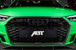 ABT Sportsline Audi RS4 Acid green tuning 2019 15 155x103 50 Stück: ABT Sportsline Audi RS4+ mit 530 PS & 690 NM