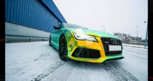 APR AUDI RS7 Chiptuning 3.0tdi V6 44 310x165 Krasse Farbe, krasse Leistung   493 PS AUDI A7 by BEST