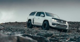Arctic Trucks VW Amarok AT35 Widebody Tuning 2019 1 310x165 Mächtiges Teil: Arctic Trucks VW Amarok AT35 Widebody