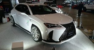 Artisanspirits Lexus UX200 F Sport Widebody Kit Tuning 2019 4 310x165 In Arbeit   Artisan Spirits Widebody Toyota GT86 Coupe