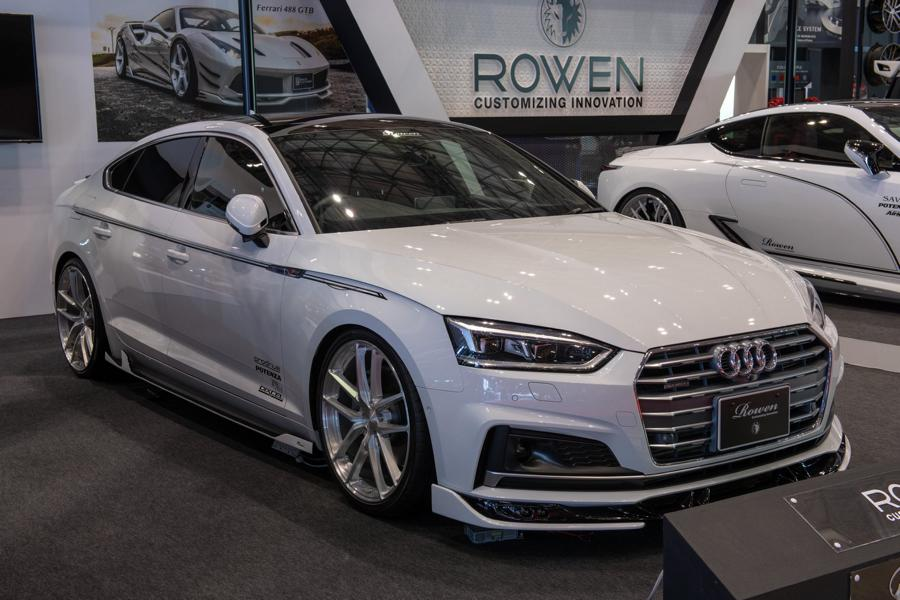 Audi A5 Sportback mit Bodykit von Rowen International 9 Audi A5 Sportback mit Bodykit von Rowen International