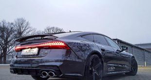 Audi A7 50 TDI C8 mit S7 Optik 310x165 Video: 2018 Chevrolet Corvette Grand Sport HPE1000