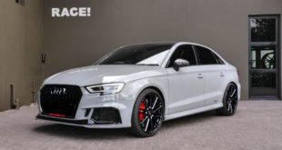 Audi RS3 Vossen VPS 307 8VA Tuning 1 310x165 Perfekt: ADV.1 Wheels am Mercedes CLK63 Black Series