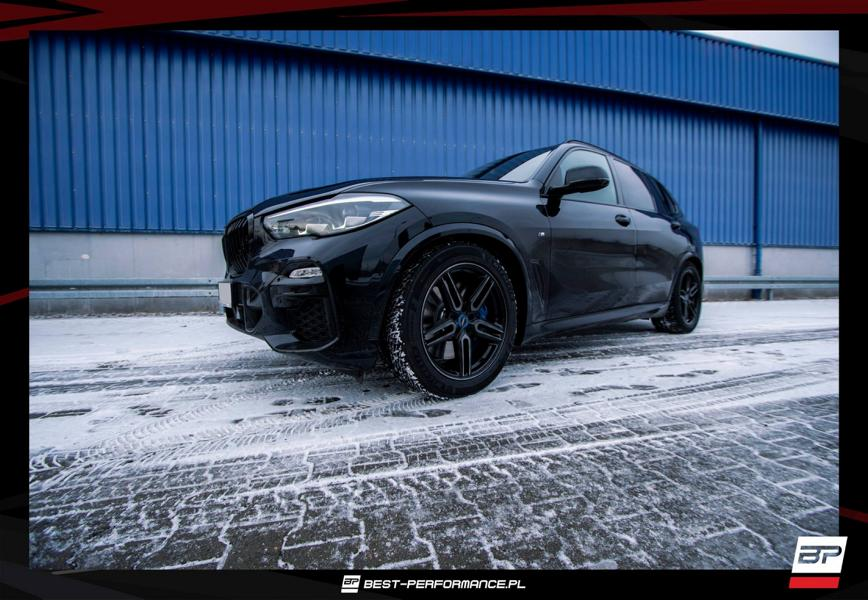 BEST-Performance BMW X5 G05 Vossen HF1 Felgen Tuning (5)