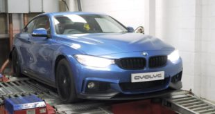 BMW 435d xDrive vom Tuner Evolve Automotive 310x165 Video: BMW 435d xDrive vom Tuner Evolve Automotive