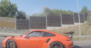 BMW M4 F82 vs. Porsche 911 GT3 RS 310x165 Video: 564 PS Mercedes G Klasse (W463) G500 von RaceChip