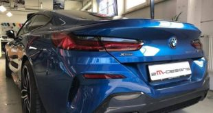 BMW M850i xDrive G15 as G8M 310x165 In progress؟ G Power BMW M850i xDrive (G15) as G8M