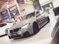 BMW Touring F31 Clinched Widebody Radi8 Tuning 1 190x142 Heftig: BMW 3er Touring (F31) mit Clinched Widebody Kit