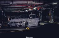 BMW Touring F31 Clinched Widebody Radi8 Tuning 6 190x123 Heftig: BMW 3er Touring (F31) mit Clinched Widebody Kit