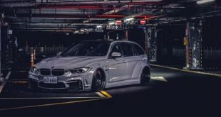 BMW Touring F31 Clinched Widebody Radi8 Tuning 6 310x165 Heftig: BMW 3er Touring (F31) mit Clinched Widebody Kit