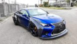 Carbon Widebody Kit NOVEL Lexus RC F Tuning 17 155x88 Fett: Carbon Widebody Kit von NOVEL am Lexus RC F
