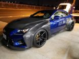 Carbon Widebody Kit NOVEL Lexus RC F Tuning 3 155x116 Fett: Carbon Widebody Kit von NOVEL am Lexus RC F