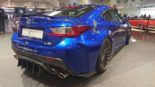 Carbon Widebody Kit NOVEL Lexus RC F Tuning 7 155x87 Fett: Carbon Widebody Kit von NOVEL am Lexus RC F