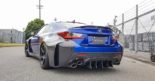 Carbon Widebody Kit NOVEL Lexus RC F Tuning 8 155x81 Fett: Carbon Widebody Kit von NOVEL am Lexus RC F