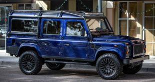 ECD Project Azure Defender V8 Tuning 2019 19 310x165 Project SOHO: 570 PS Land Rover Defender D110 vom Tuner E.C.D