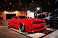 Edge Customs Dodge Challenger SRT Demon Widebody Tuning 3 190x127 Oberhammer: Edge Customs Dodge Challenger SRT Demon