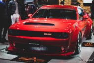 Edge Customs Dodge Challenger SRT Demon Widebody Tuning 8 190x127 Oberhammer: Edge Customs Dodge Challenger SRT Demon