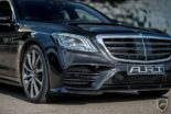 Facelift W222 Mercedes S Klasse A.R.T. Tuning Bodykit 2018 18 155x104 Elegant: Facelift Mercedes S Klasse (W222) von A.R.T. Tuning