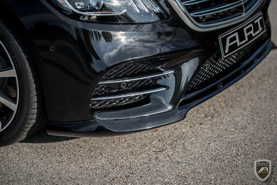 Facelift W222 Mercedes S Klasse A.R.T. Tuning Bodykit 2018 19 Elegant: Facelift Mercedes S Klasse (W222) von A.R.T. Tuning