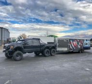 Ford 6x6 Super Duty 6x6 F550 Tuning Diesel Brothers 1 190x174 Huge: Ford F550 6x6 Super Duty from the Diesel Brothers!