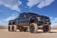 Ford 6x6 Super Duty 6x6 F550 Tuning Diesel Brothers 32 190x127 Huge: Ford F550 6x6 Super Duty from the Diesel Brothers!