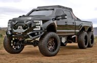 Ford 6x6 Super Duty 6x6 F550 Tuning Diesel Brothers 38 190x125 Huge: Ford F550 6x6 Super Duty from the Diesel Brothers!