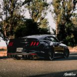Ford Mustang GT Widebody Airlift Airride Tuning 12 155x155 Bad Boy   Ford Mustang GT Widebody mit Air lift Airride