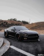 Ford Mustang GT Widebody Airlift Airride Tuning 16 155x194 Bad Boy   Ford Mustang GT Widebody mit Air lift Airride