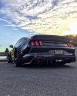 Ford Mustang GT Widebody Airlift Airride Tuning 26 155x194 Bad Boy   Ford Mustang GT Widebody mit Air lift Airride
