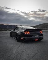 Ford Mustang GT Widebody Airlift Airride Tuning 29 155x194 Bad Boy Ford Mustang GT Widebody mit Air lift Airride