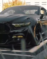 Ford Mustang GT Widebody Airlift Airride Tuning 8 155x194 Bad Boy   Ford Mustang GT Widebody mit Air lift Airride
