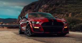 Ford Mustang Shelby GT500 2019 Tuning V8 28 310x165 709 PS! 2019 Ford Mustang Shelby GT 500 Widebody vorgestellt
