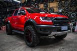 Ford Ranger Raptor Autobot 20 Zoll Offroad Tuning 16 155x103 Offroad Stollen auf 20 Zoll! Ford Ranger Raptor by Autobot