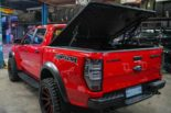 Ford Ranger Raptor Autobot 20 Zoll Offroad Tuning 7 155x103 Offroad Stollen auf 20 Zoll! Ford Ranger Raptor by Autobot