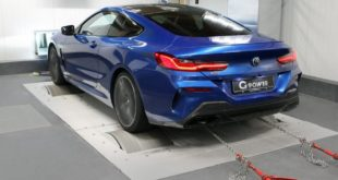 G Power BMW M850i xDrive G15 G8M Tuning 3 310x165 In Arbeit! G Power BMW M850i xDrive (G15) als G8M