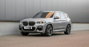 HR Sportfedern BMW X3 M40d xdrive G3X 1 310x165 The Champions Choice: H&R Sportfedern für den BMW M5 Competition
