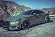 Infiniti Q60 Widebody Ferrada F8FR7 Tuning 5 190x127 Infiniti Q60 Widebody mit RS Optik & Airride Fahrwerk