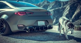 Infiniti Q60 Widebody Ferrada F8FR7 Tuning 8 310x165 Bad Boy   Ford Mustang GT Widebody mit Air lift Airride