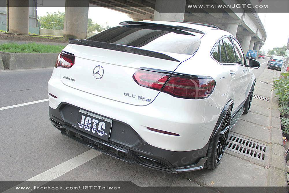 JGTC Carbon Bodykit Mercedes GLC Tuning C253 10 Alternative: JGTC Carbon Bodykit für den Mercedes GLC