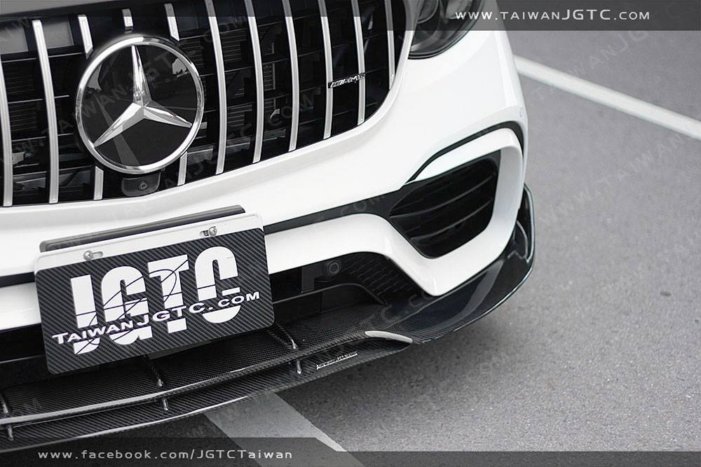 JGTC Carbon Bodykit Mercedes GLC Tuning C253 12 Alternative: JGTC Carbon Bodykit für den Mercedes GLC