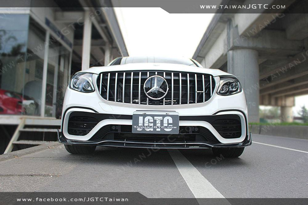 JGTC Carbon Bodykit Mercedes GLC Tuning C253 9 Alternative: JGTC Carbon Bodykit für den Mercedes GLC