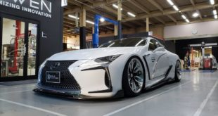 Lexus LC500 Rowen International Carbon Bodykit Tuning 2019 1 310x165 Elegant: Lexus LC500 mit Rowen International Carbon Bodykit