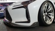 Lexus LC500 Rowen International Carbon Bodykit Tuning 2019 2 1 190x107 Elegant: Lexus LC500 mit Rowen International Carbon Bodykit