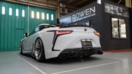 Lexus LC500 Rowen International Carbon Bodykit Tuning 2019 5 190x107 Elegant: Lexus LC500 mit Rowen International Carbon Bodykit