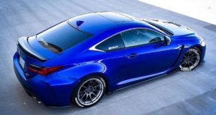 Lexus RCF BC Forged HCA162S Bodykit Tuning 16 1 310x165 Fett: Carbon Widebody Kit von NOVEL am Lexus RC F